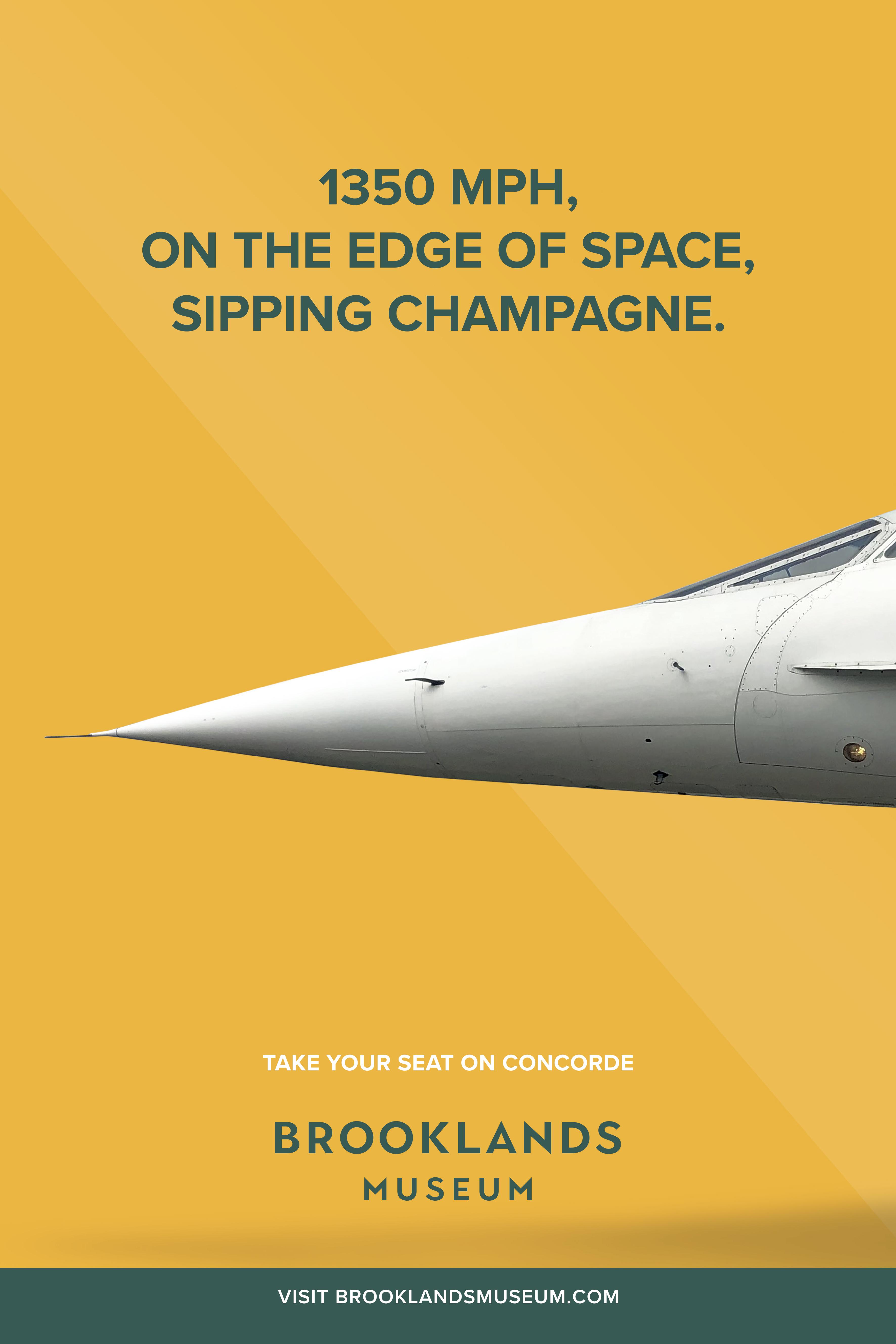 Brooklands brand campaign poster_6sht_350x440mm_quartersize_v2_outlined_Concorde_AW