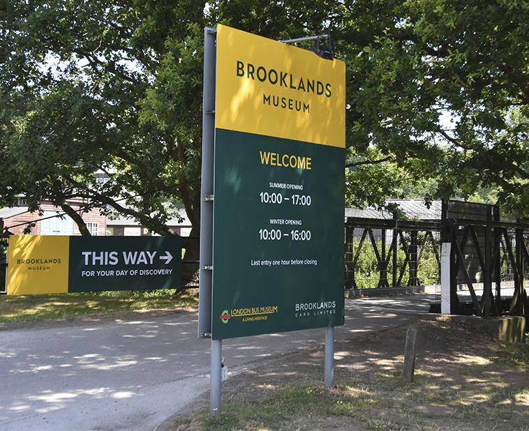 Brooklands_Sign