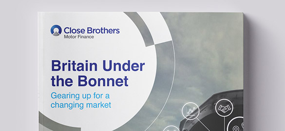 Close Brothers Under the Bonnet brochure