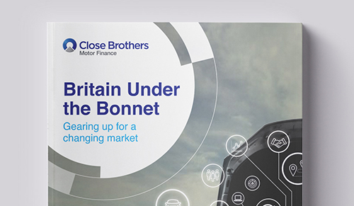 Cover of Britain Under the Bonnet report