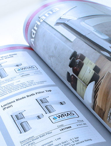 Nicholls catalogue printed spread