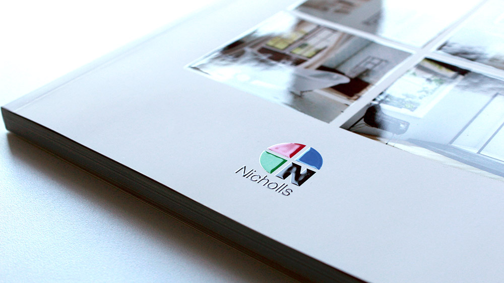 Cover of the Nicholls catalogue