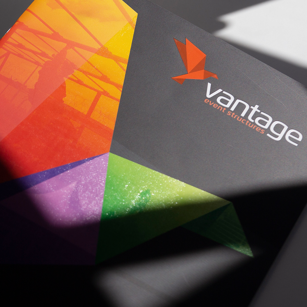 Vantage Events structures brochure