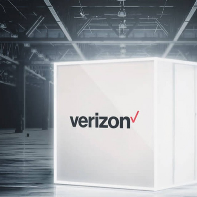 Verizon Orchestration cube